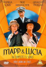 Mapp And Lucia - The Complete First Series (DVD, 2002, 2-Disc Set)