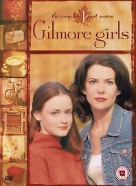 GILMORE GIRLS COMPLETE SERIES 1 DVD Box Set Season New Sealed 1st First UK