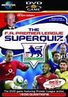 Interactive FA Premier League SuperQuiz (DVD, 2006, 2-Disc Set)