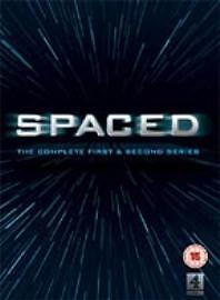 Spaced complete series 1 & 2 Box Set comedy sci-fi adventure laughter cult sick