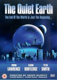The Quiet Earth DVD Very Good DVD Bruno Lawrence Alison Routledge Pete Smi - Rossendale, United Kingdom - Your satisfaction is very important to us. Please contact us via the methods available within eBay regarding any problems before leaving negative feedback. Any defects, damages, or material differences with your item, must be  - Rossendale, United Kingdom