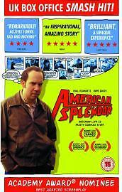 AMERICAN SPLENDOR DVD - Mansfield, United Kingdom - AMERICAN SPLENDOR DVD - Mansfield, United Kingdom