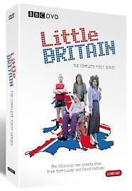 Little Britain  Series 1 DVD 2004 2Disc Set Brand New amp Sealed  Rare - <span itemprop=availableAtOrFrom>Glasgow, United Kingdom</span> - Little Britain  Series 1 DVD 2004 2Disc Set Brand New amp Sealed  Rare - Glasgow, United Kingdom