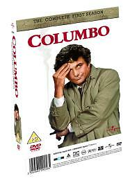 COLUMBO THE COMPLETE FIRST SEASON USED VGC - <span itemprop=availableAtOrFrom>birmingham, West Midlands, United Kingdom</span> - COLUMBO THE COMPLETE FIRST SEASON USED VGC - birmingham, West Midlands, United Kingdom