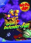 Rolie Polie Olie - The Great Defender Of Fun (DVD, 2005)