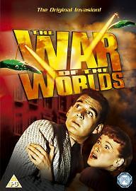 War-Of-The-Worlds-Dvd-1953-Gene-Barry-Ann-Robinson-Les-Tremayne