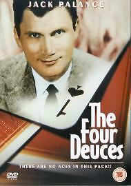 The-Four-Deuces-DVD-2004-NEW-amp-SEALED