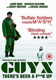 Guy X DVD 2006 - Coventry, United Kingdom - Guy X DVD 2006 - Coventry, United Kingdom