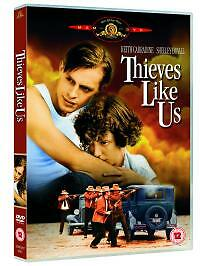 Thieves Like Us - DVD - Brand New & Sealed