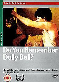 DO YOU REMEMBER DOLLY BELL DVD Slavko Stimac Slobodan Original UK Release R2 NEW