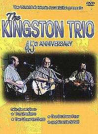 Kingston Trio  Kingston Trio  45th Anniversary Concert 2005 - Paisley, United Kingdom - Kingston Trio  Kingston Trio  45th Anniversary Concert 2005 - Paisley, United Kingdom