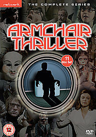 Armchair Thriller Vol110  Complete DVD 2008 11Disc Set Box Set - <span itemprop='availableAtOrFrom'>Manchester, United Kingdom</span> - Armchair Thriller Vol110  Complete DVD 2008 11Disc Set Box Set - Manchester, United Kingdom
