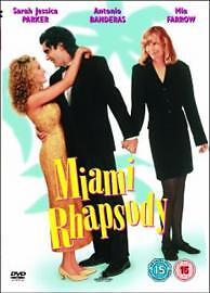 Miami-Rhapsody-DVD-Antonio-Banderas-Sarah-Jessica-Parker-Mia-Farrow-Region-2