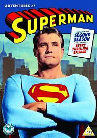 The-Adventures-Of-Superman-Series-2-DVD-1953-Excellent-DVD-George-Reeves