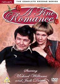 A FINE ROMANCE COMPLETE SECOND SERIES (2ND) GENUINE R2 DVD JUDI DENCH NEW/SEALED