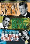 3 Classics Of The Silver Screen - Vol. 9 - Gangster Story / Beat The Devil / British Intelligence (DVD, 2006)