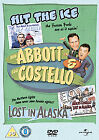 Abbott And Costello - Hit The Ice / Lost In Alaska (DVD, 2012)