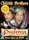 The Chuckle Brothers - Pirates Of The River Rother (DVD, 2007)