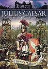 History Makers - Julius Caesar - Emperor Of Rome (DVD, 2007)