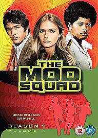 Tige Andrews, Clarence Will...-Mod Squad: Season 1 - Part 1  DVD NEW