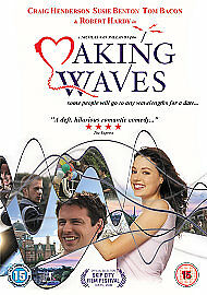 Making Waves [DVD] Craig Henderson New Sealed dvd