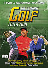 The Ultimate Golf Collection (DVD, 2007, 3-Disc Set, Box Set)