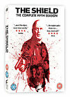 The Shield - Series 5 - Complete (DVD, 2008, 4-Disc Set)