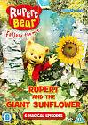 Rupert The Bear Vol. 3 - Rupert And The Giant Sunflower (DVD, 2010)