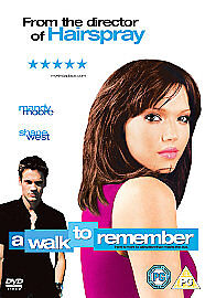 A WALK TO REMEMBER - NEW / SEALED DVD - UK STOCK