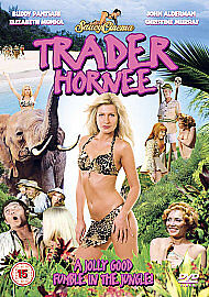 Trader Hornee (DVD, 2008) NEW AND SEALED