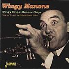 Wingy Manone - Wingy Sings, Manone Plays (Great Hits, 2000)