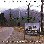 Angelo Badalamenti  Twin Peaks Original Soundtrack CD - <span itemprop='availableAtOrFrom'>Henlow, United Kingdom</span> - Angelo Badalamenti  Twin Peaks Original Soundtrack CD - Henlow, United Kingdom