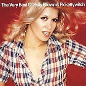 """POLLY BROWN & PICKETTYWICH - Very Best Of...(CD 1996) RARE/""""Original Recordings"""""""