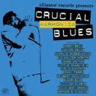 Various Artists - Crucial Harmonica Blues (2003)