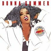 Donna Summer - The Summer Collection - UK CD album 1985