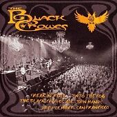 THE BLACK CROWES Freak 'N' Roll... Into the Fog (Live Recording) CD ALBUM  NEW