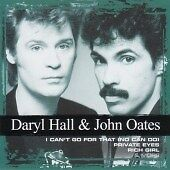 Daryl Hall & John Oates- COLLECTIONS  COMPILATION CD