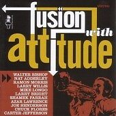Various-Artists-Fusion-With-Attitude-CD-2006-NEW-SEALED