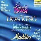 Magical Music of Disney (Film Score, 1995)