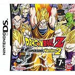 Jeux vidéo Dragonball pour Nintendo DS PAL