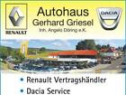 Renault Autohaus Gerhard Griesel Inhaber Angelo Döring e.K.