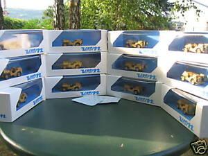Verem Jeep Sas Couleur Sable Lot De 12 Modeles Edition Limitee Neufs Boites