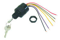 New Sierra Key Switch w/ choke 4 Mercury Outboard