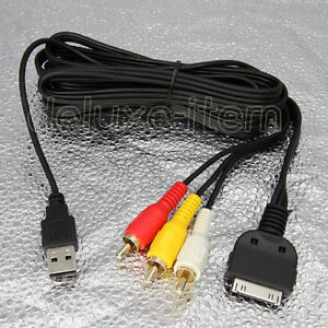 CLARION-CCA-723-iPod-iPhone-Cable-Adapter-Cord-CCA723