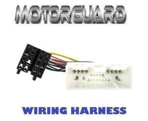 mazda mx5 mpv rx8 non bose wiring harness pc2 78 4 ebay