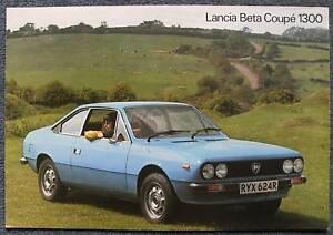 LANCIA-BETA-COUPE-1300-Car-Sales-Brochure-1977-8-8-77