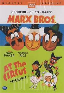 At-the-Circus-1939-Marx-Brothers-DVD-Sealed