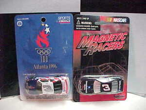 DALE-EARNHARDT-3-OLYMPIC-3-GM-GOODWRENCH-SERVICE-PLUS-1-64-CAR