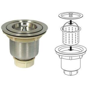 Stainless-Steel-Kitchen-Sink-Strainer-Drain-Basket