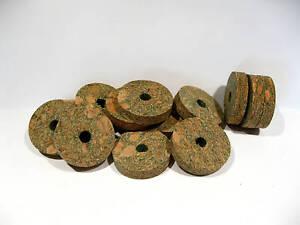 CORK-RINGS-GREEN-BURL-4-1-1-4-X-1-4-X-1-4-BORE